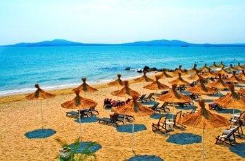 Badeurlaub Juli Bulgarien