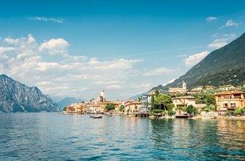 Badeurlaub Juli Gardasee