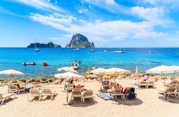 Badeurlaub Juli Ibiza