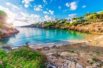 Badeurluab August Mallorca
