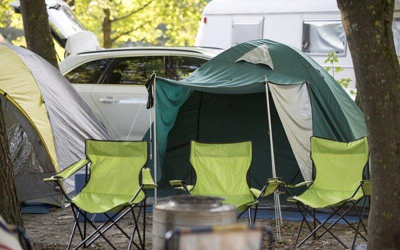 Campingplatz Italien Holiday Village Florenz