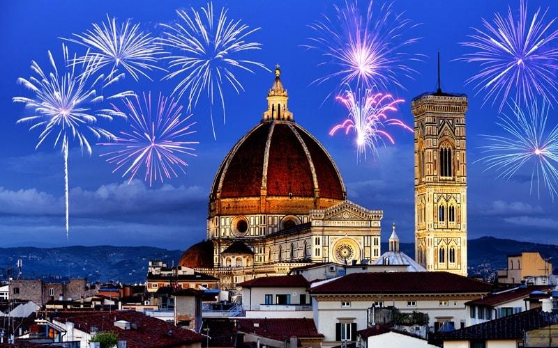 Feiertage Italien Silvester