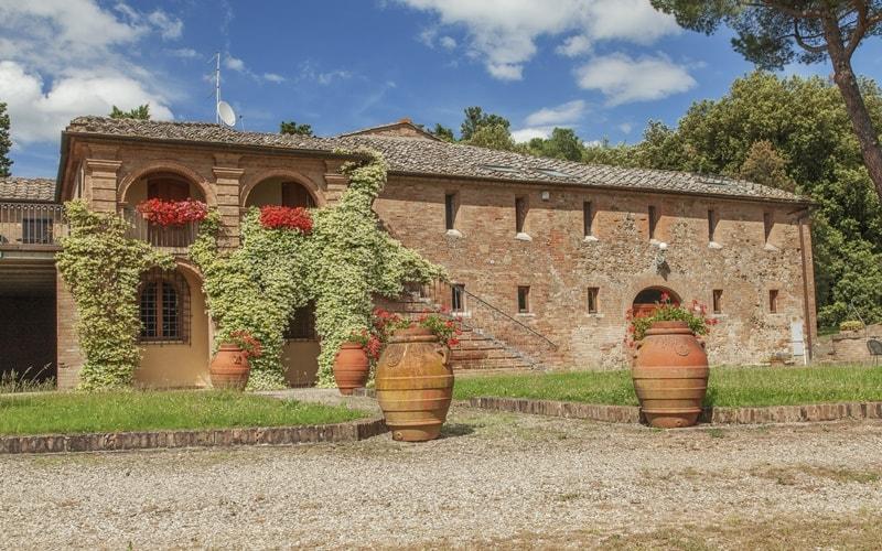Ferienpark Italien Fattoria Palluccaro