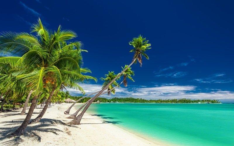 Fidschi Inseln Strand