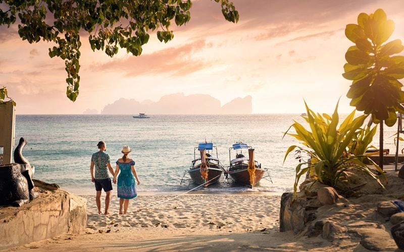 Heiraten am Strand von Phuket