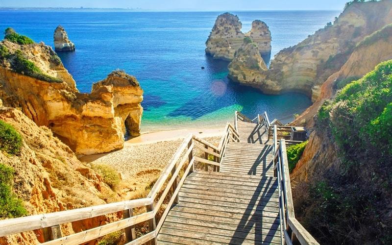 Heiraten an der Algarve