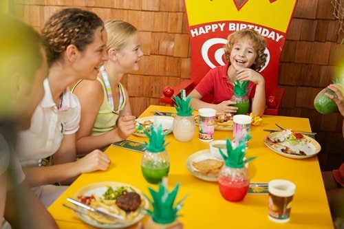 Kindergeburtstag Tropical Islands