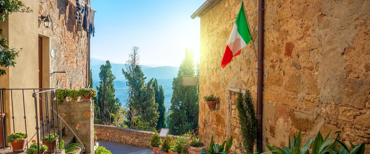 Klimatabelle Italien