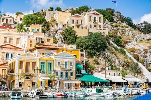 Reiseziel Kreta August