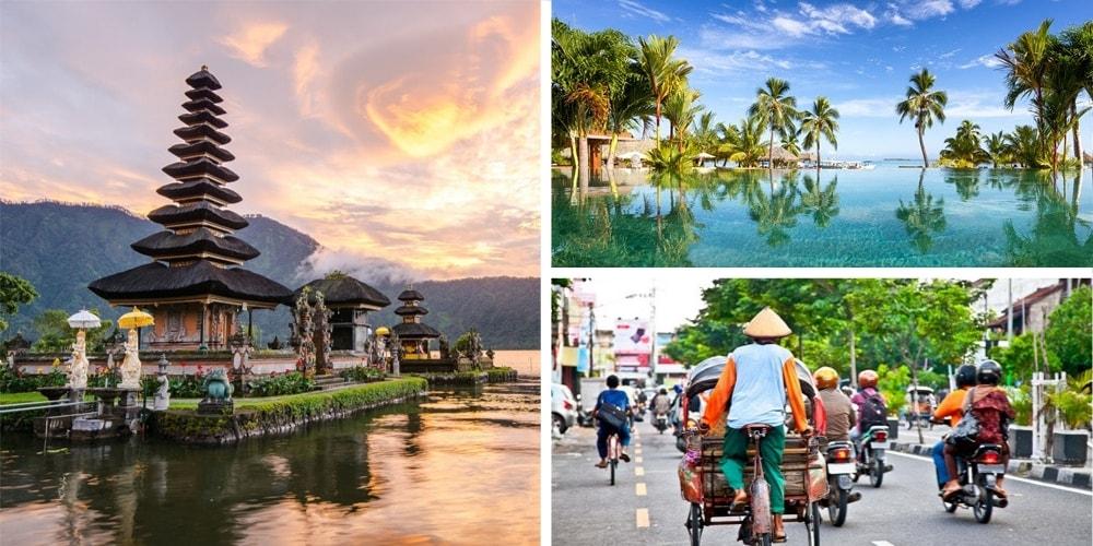 Reiseziele August Indonesien