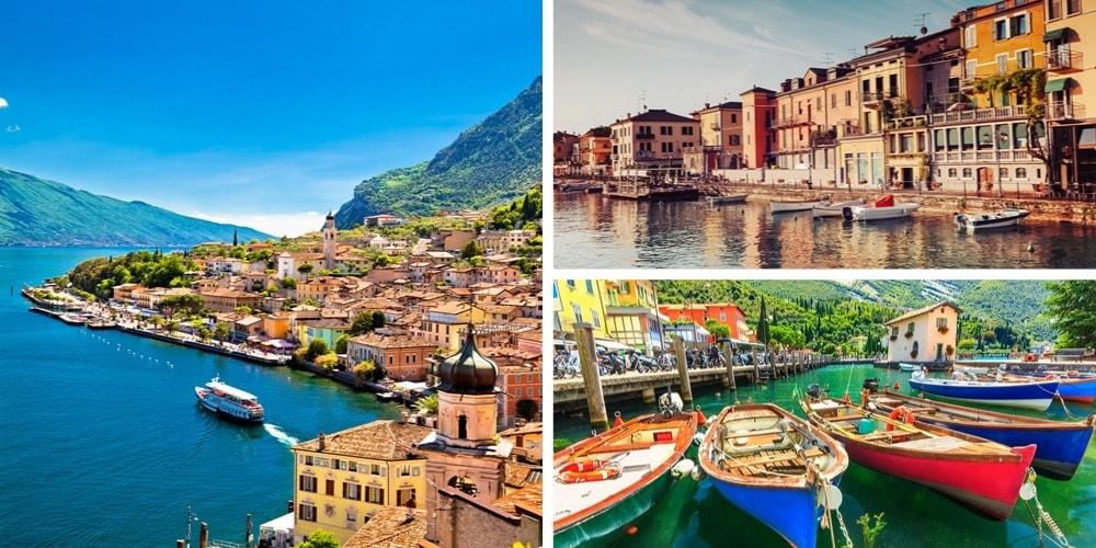 Reiseziele Juli Italien