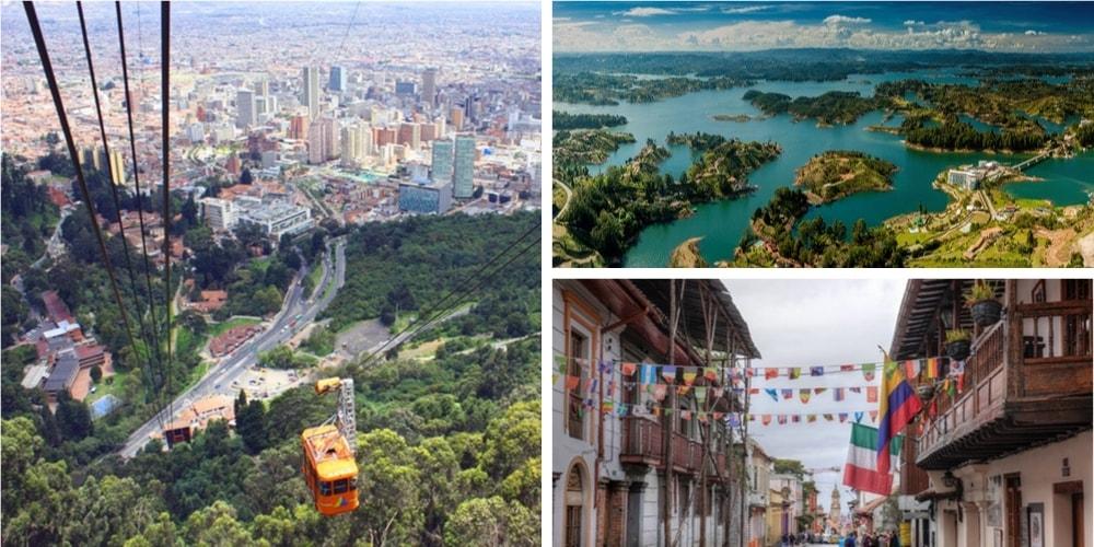 Reiseziele Juli Kolumbien