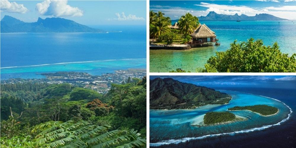 Reiseziele Juli Tahiti