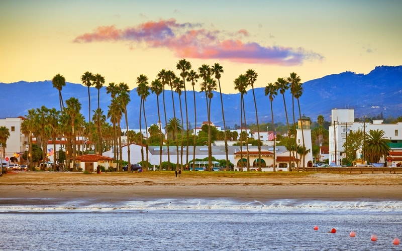 Santa Barbara Strand