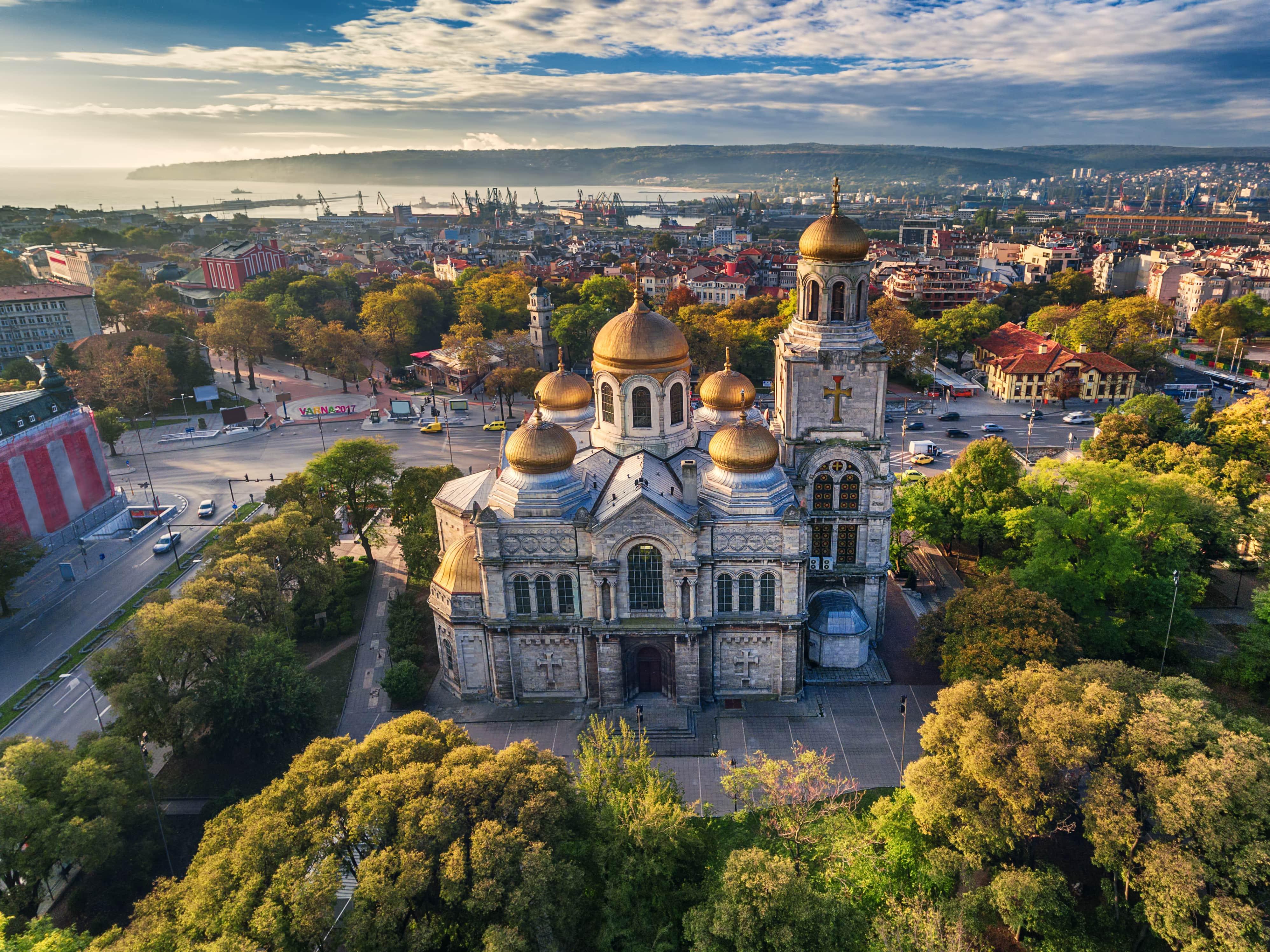 Sehenswürdigkeiten Varna