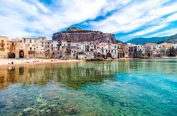 Sizilien Urlaub Cefalu