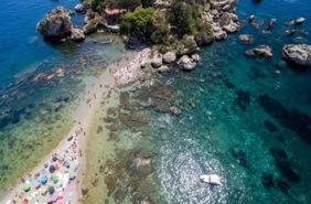 Sizilien Urlaub Isola Bella