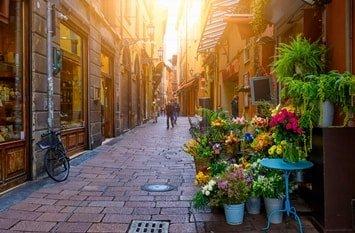 Städtereise August Bologna