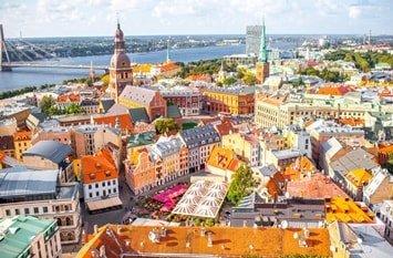 Städtereise August Riga