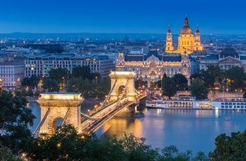 Städtetrip August Budapest