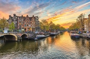 Städtetrip Juli Amsterdam