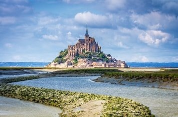 Urlaub Frankreich August