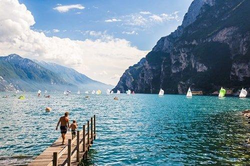 Urlaub Italien Juli