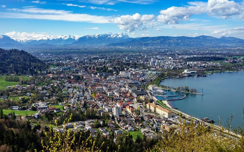 bregenz österreich bodensee