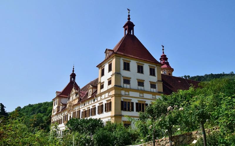 graz schönste stadt österreich eggenberg