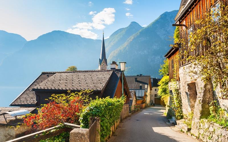 hallstatt österreich schönste stadt