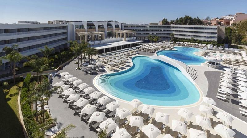 hotel princess andriana Rhodos