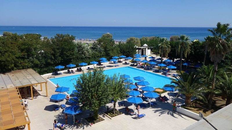 hotel rhodos eigener Pool mitsis faliraki
