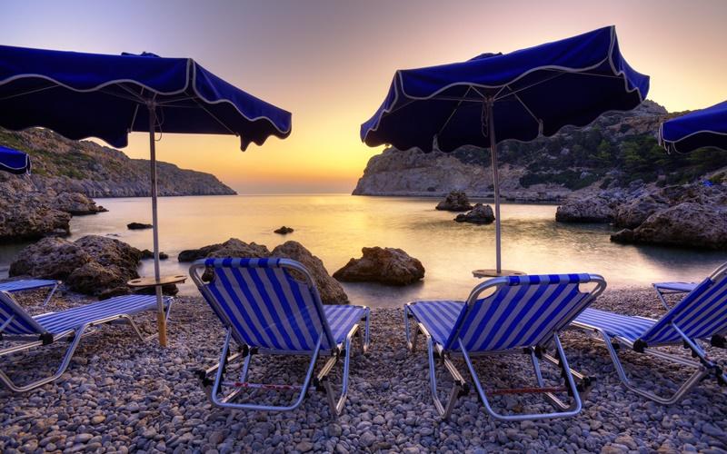 rhodos hotel strand