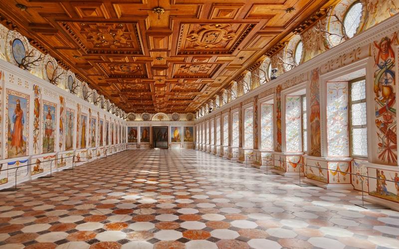schöne orte österreich ambras schloss