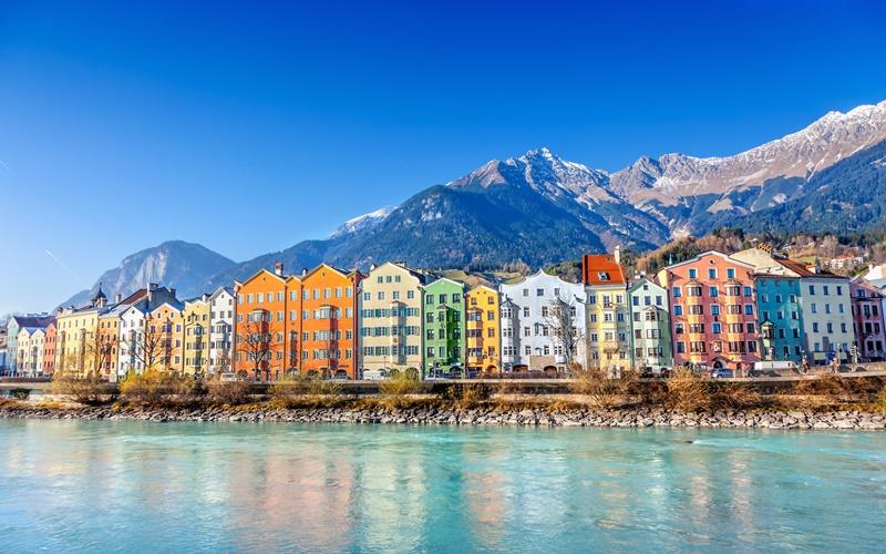 schöne orte in österreich innsbruck tirol