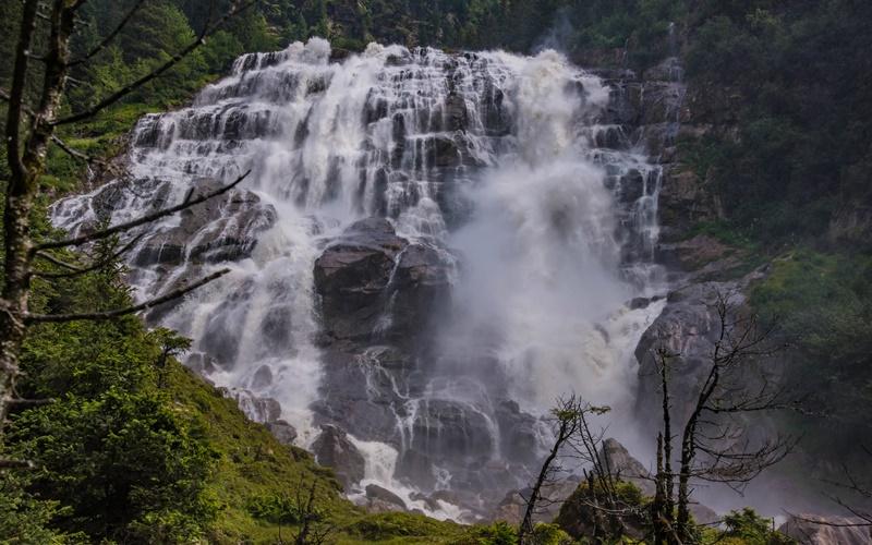 schönste Wasserfälle Österreich Grawa wasserfall