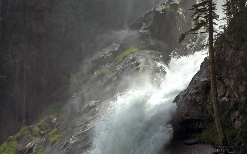stuibenfall österreich wasserfall