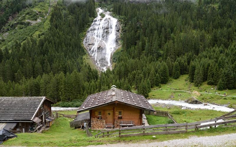 wasserfälle österreich grawa wasserfall österreich