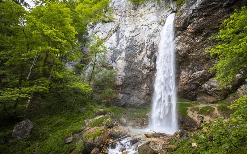 wasserfall österreich kärnten wildenburg