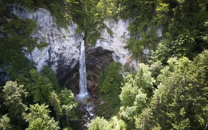 wildensteiner wasserfall österreich