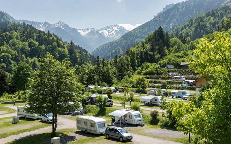 Alpencamping Nenzing 2