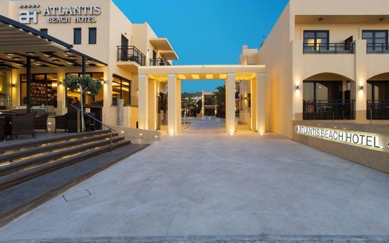 Atlantis Beach Hotel Kreta