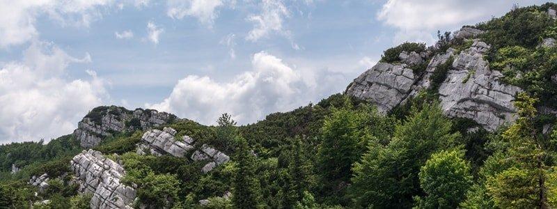 Berge Risnjak Nationalpark