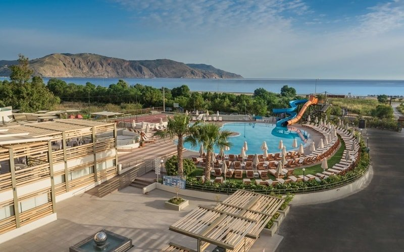 Georgioupolis Resort Aquapark Spa