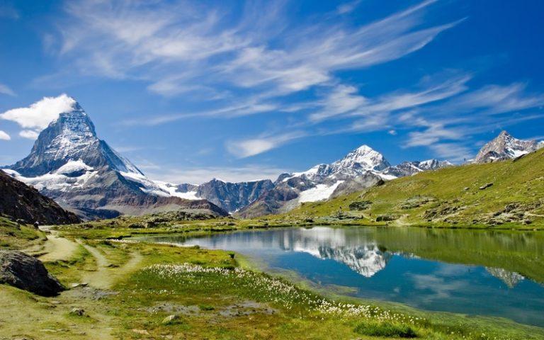Gletscher Österreich Gletscher