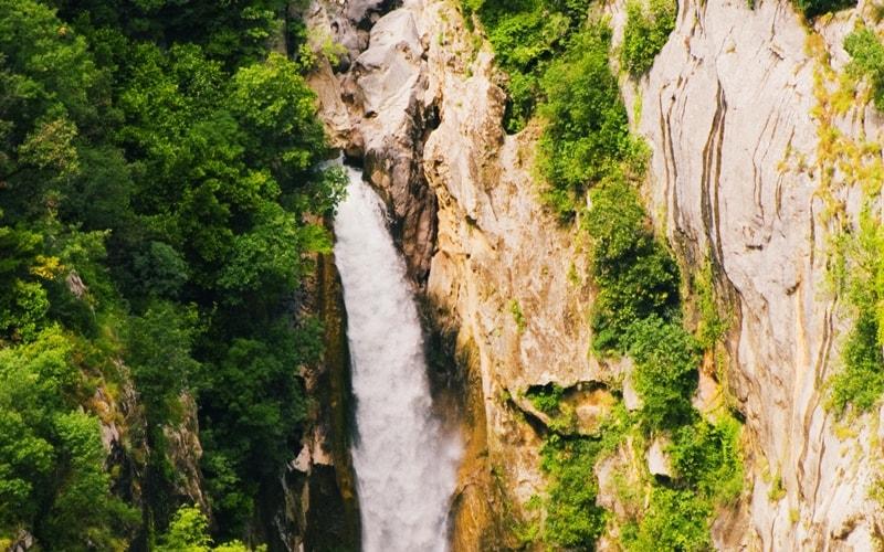 Gubavica Wasserfall Kroatien