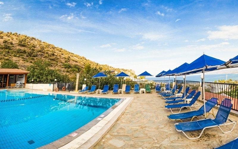 Hotel Bella Vista Stalis Kreta