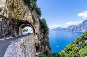 Italien Rundreise Amalfiküste Küstenstraße