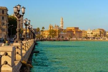 Italien Rundreise Apulien Bari
