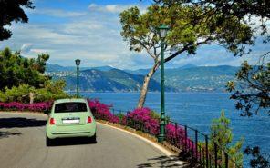 Italien Rundreise Auto
